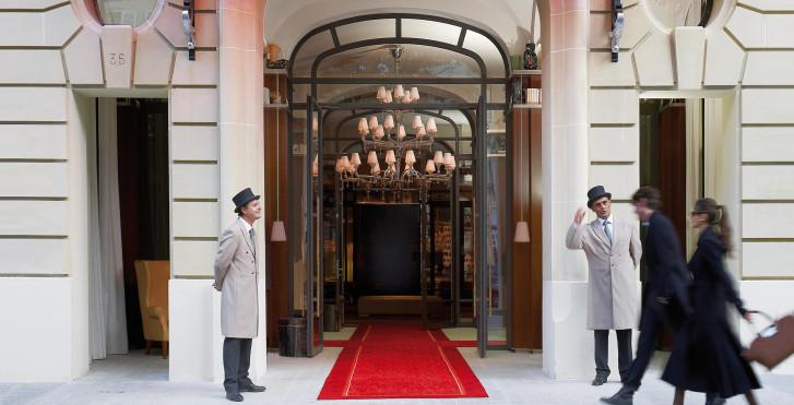 Hotel Le Royal Monceau Raffles Paris