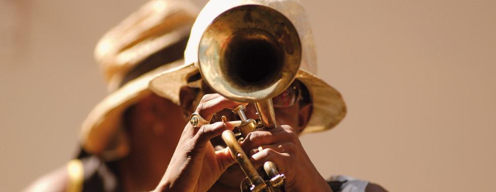 Musiker, Holguin, Kuba