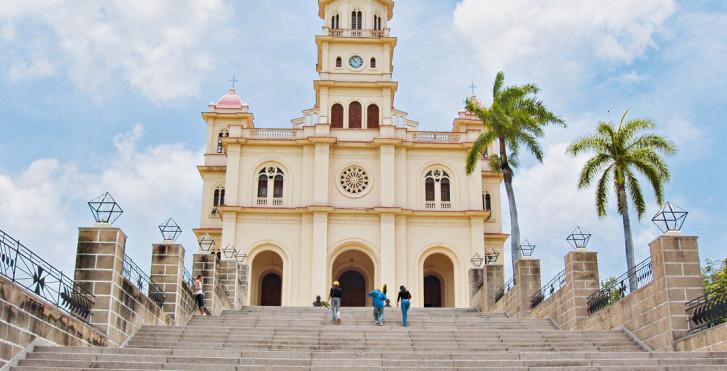 Basílica de Nuestra Señora del Cobre, Santiago de Cuba