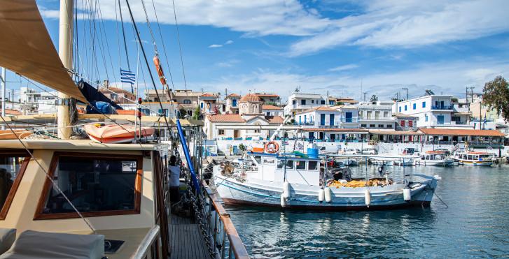 Schiffsrundreise Juwelen des Saronischen Golfs