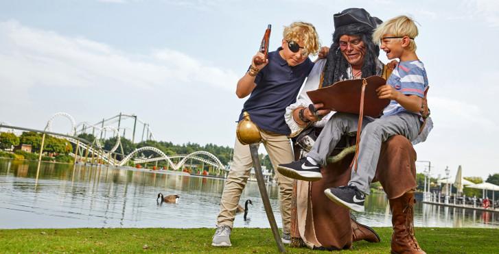 Piratenwelt - Heide Park