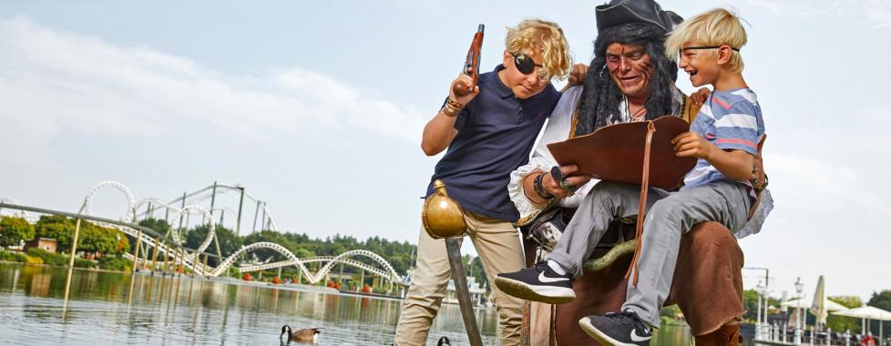 Monde des pirates - Heide Park