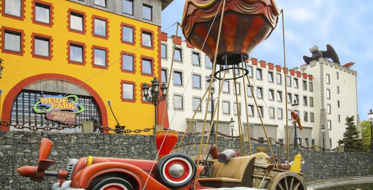 Heide Park Abenteuerhotel inkl. Parkeintritt