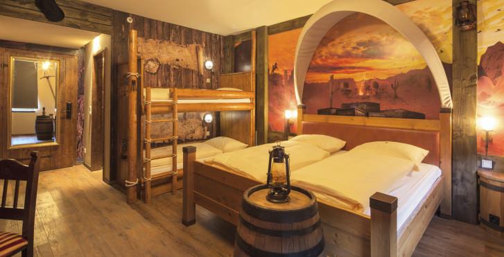 Heide Park Abenteuerhotel incl. entrée parc