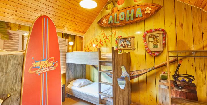 Heide Park Holiday Camp inkl. Parkeintritt