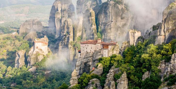 Rundreise Athen und Peloponnes – 7 Nächte