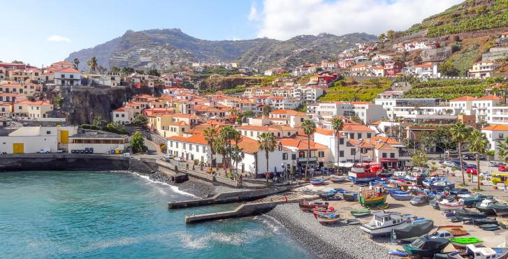 Funchal / Madeira - Rundreise Madeira und Porto Santo entdecken (Winter 2019/20)