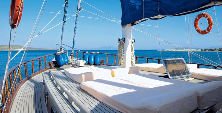 Image 35543203 - Voyage bleu, de/à Bodrum