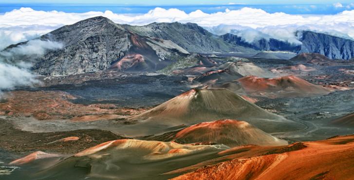 Haleakalā Vulkan, Maui