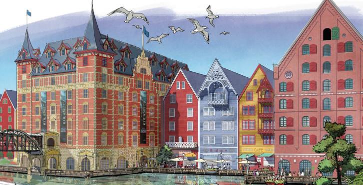 Krønasår – The Museum-Hotel - inkl. Parkeintritt