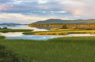Drei-Länder-Tour Lappland