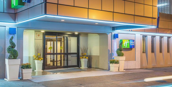 Bild 35553254 - Holiday Inn Express Midtown