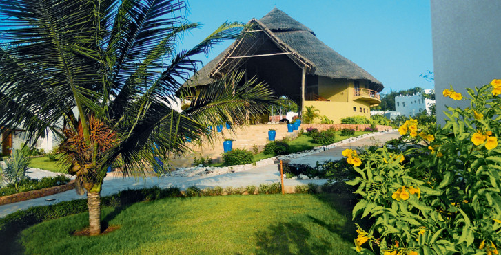 Réception - Gold Zanzibar Beach House & Spa