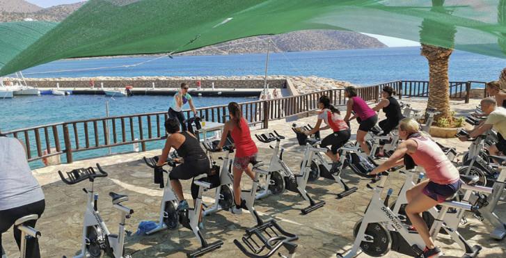 Fitness-Sportwoche Kreta