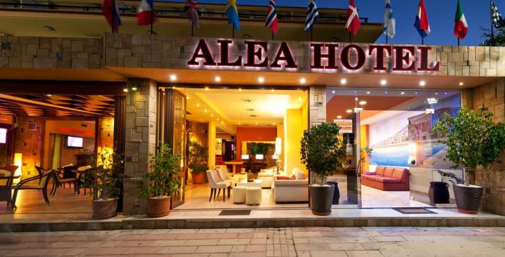 Alea Hôtel