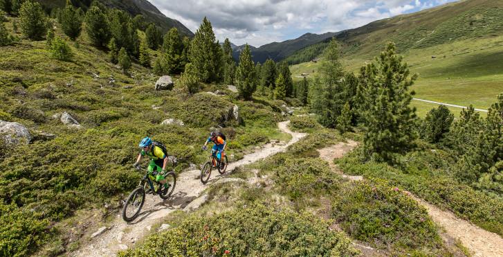 Bike Wochenende – «Hammer Days» im Grischa - DAS Bikehotel Davos