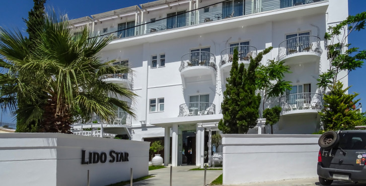 Lido Star Beach Hôtel