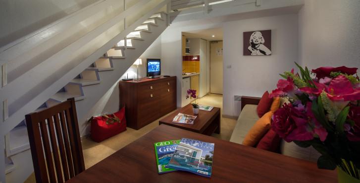 Studio Duplex - Résidence Le Saint-Clair
