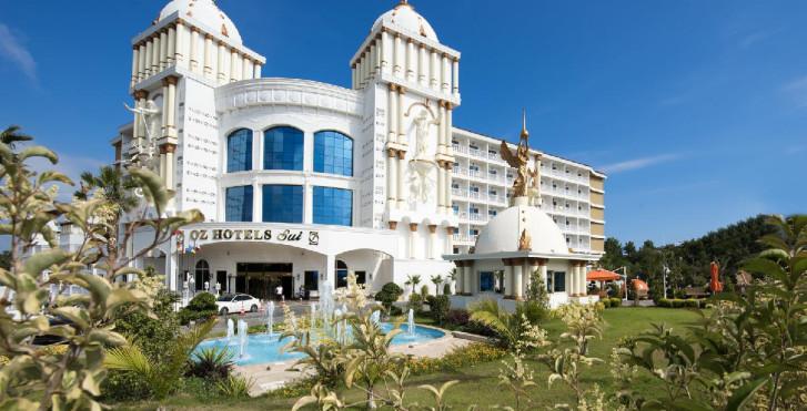 Oz SUI Resort Hôtel