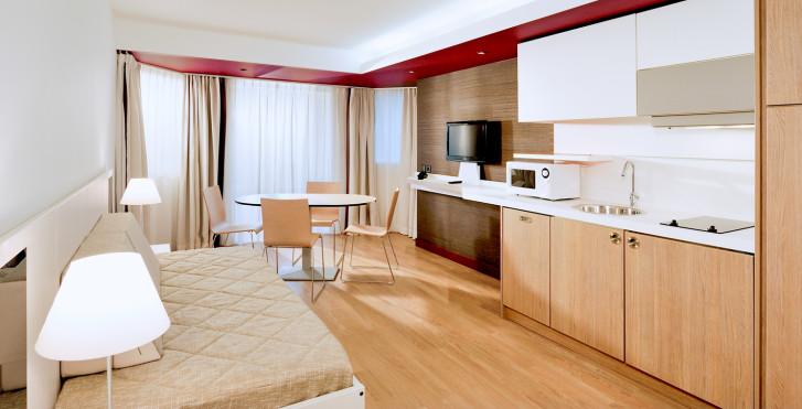 Appartement 2 pièces - Residéal Premium Cannes