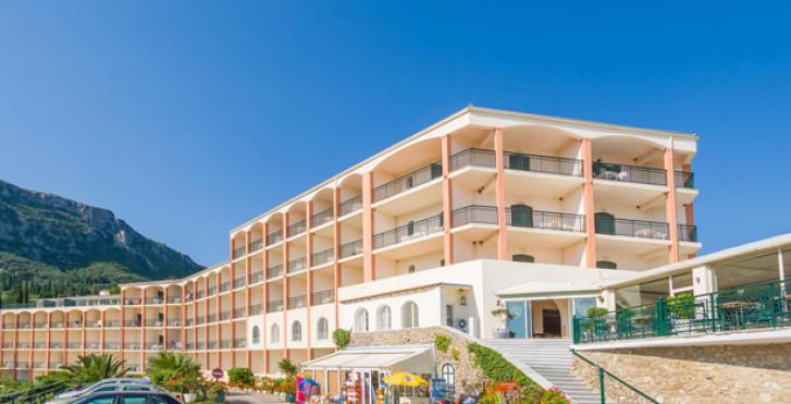 Cnic Paleo Art Nouveau Hôtel