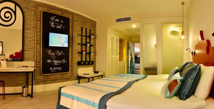 Seaden Side Valentine Hôtel and Spa