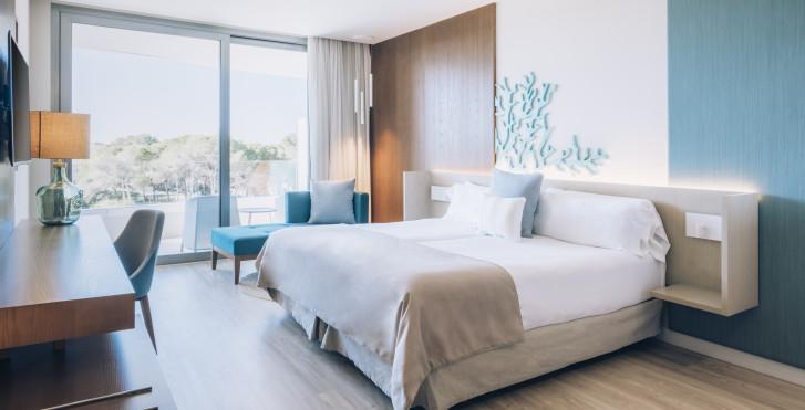 Chambres vue piscine - Iberostar Selection Llaut Palma