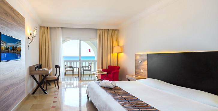 Chambre double vue mer - Medina Solaria & Thalasso