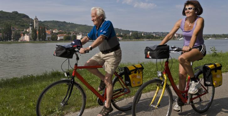 Piste cyclable du Danube, de Passau à Vienne