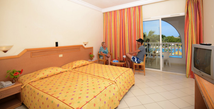 Hotel Sidi Mansour Resort
