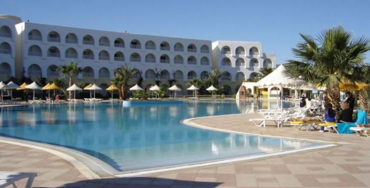 Hôtel Sidi Mansour Resort