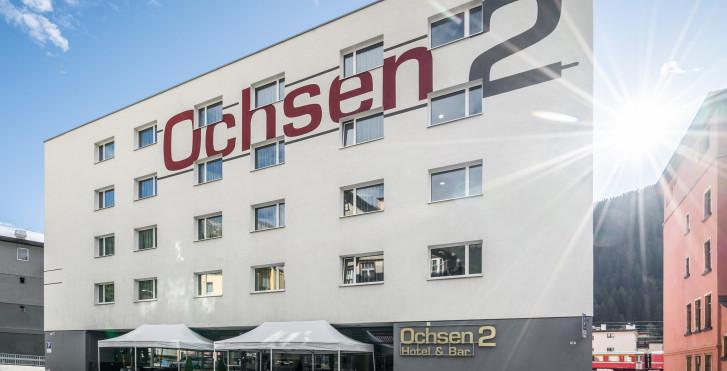 Hotel Ochsen 2 - Sommer inkl. Bergbahnen*