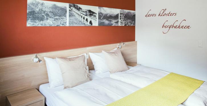 chambre double - Hôtel Ochsen 2 - été remontées incl.
