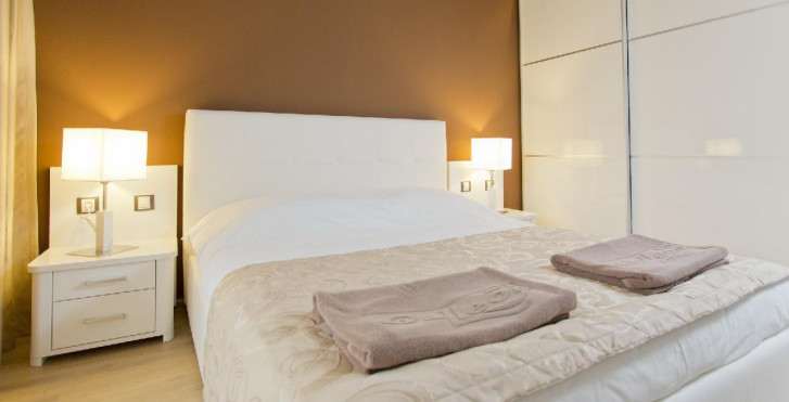 Chambre - Galeon Residence and SPA