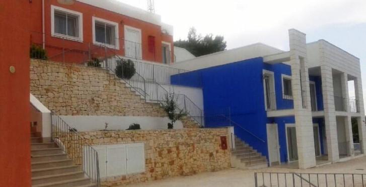 Monte Sarago Villas