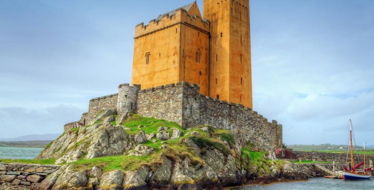 Kilcoe Castle, Cork