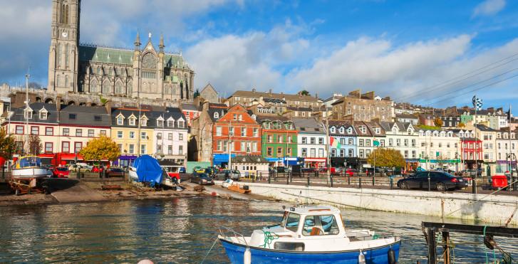 Vieille ville de Cork