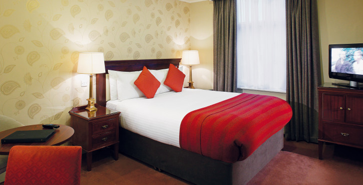 Chambre double Classic - Imperial Hotel Cork