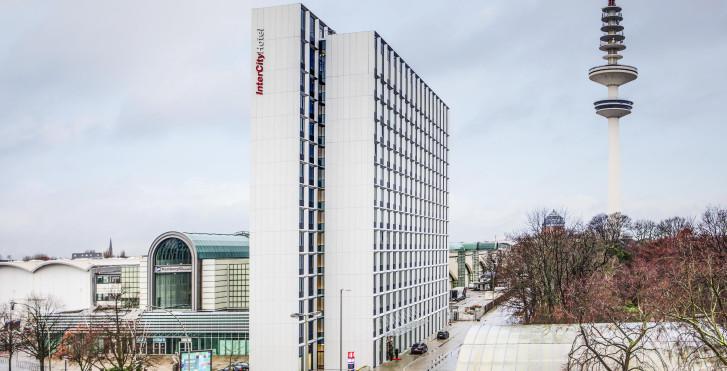 InterCity Hotel Hamburg Dammtor-Messe