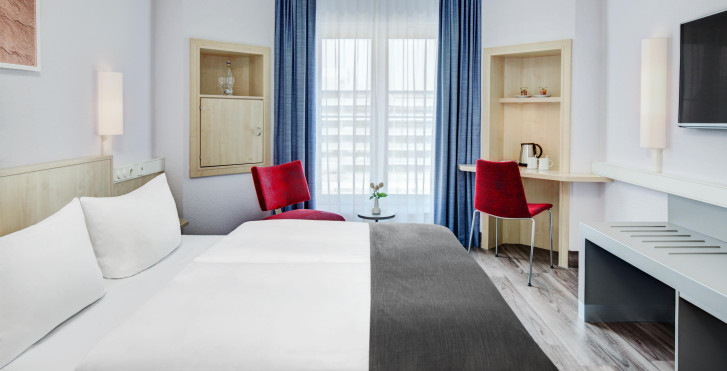 InterCity Hotel Hamburg-Altona