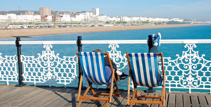 Jetée de Brighton