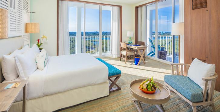Doppelzimmer - Margaritaville Hollywood Beach Resort