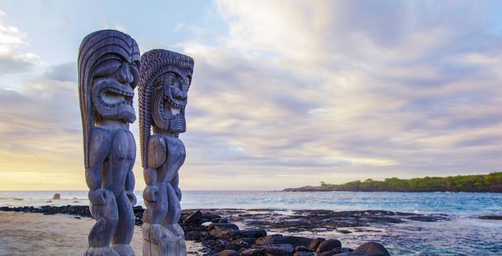 Deux Ki' I, Honaunau, Hawaii