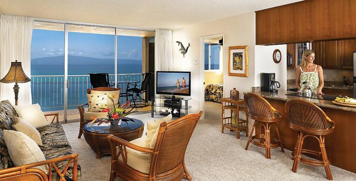 Appartement Royal Kahana 1