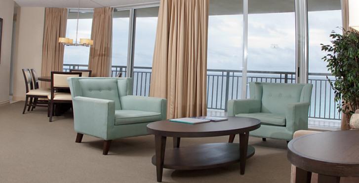Appartement Beachfront Ocean View