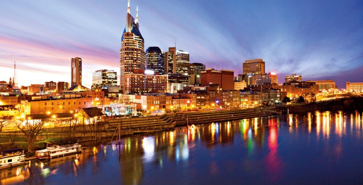 Nashville de nuit
