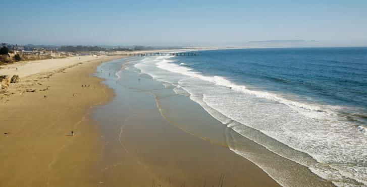 Côte Pacifique, San Luis Obispo