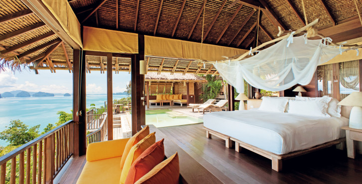 Ocean Panorama Pool Villa - Six Senses Yao Noi