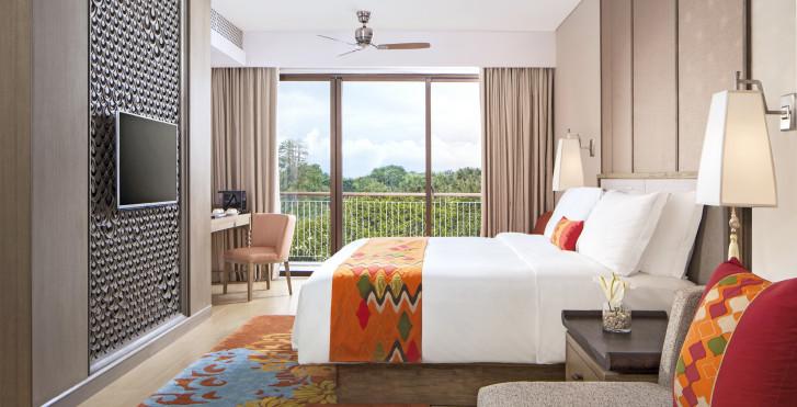 Junior Suite - Mövenpick Resort & Spa Jimbaran Bali