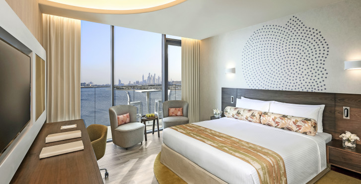 Doppelzimmer Classic - The Retreat Palm Dubai, MGallery by Sofitel